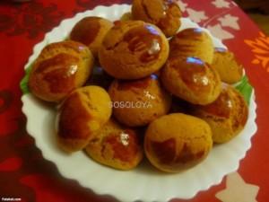 ghribia au miel dans patisserie,desserts 13781513442655-300x225